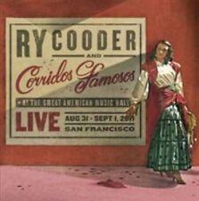 Live in San Francisco RY Cooder & Corridos 0075597959413