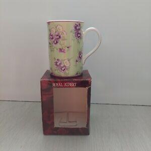 Royal Albert The Bronte Collection Catherine Mug Cup 2002