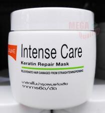 Intense Care Keratin Repair Mask Rejuvenate Hair Damaged From Straightening 200g
