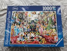 Ravensburger Disney Christmas Jigsaw Puzzle - 1000 Piece