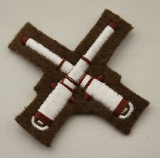 British Army, Assistant Instructor Qualification Badge. Royal Artillery.