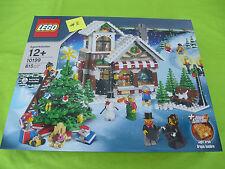 LEGO *NEW* 10199 #3 Winter Toy Shop 2009 Sealed box Retired Set