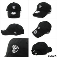 New Era 9Twenty Adjustable strap back Oakland Raiders Mini Logo-Black