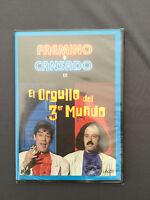DVD FAEMINO Y CANSADO EN EL ORGULLO DEL 3er MUNDO - DVD 3 Capítulos 8-9-10