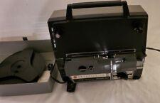Vintage Gaf Anscovision Zoom 588 Standard & Super 8mm Load Projector