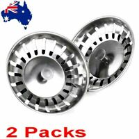 High Quality Stainless Steel Kitchen Waste Sink Drain Strainer Plug Stopper