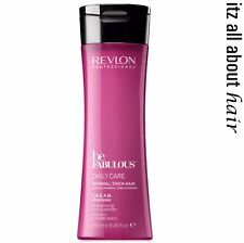 Revlon Professional Be Fabulous Daily Care Normal/Thick C.R.E.A.M Shampoo