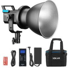 Sokani X60 Version 2 Video Light 80W 5600K Outdoor Photography Daylight Lighting