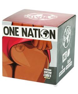 ONE NATION 26mm Naturkohle 1kg