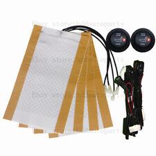 Riscaldamento sedili auto,interruttore rotondo,2sedile installare,seat heater,it