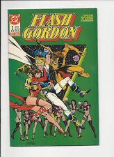 NEAT 1988 DC COMICS FLASH GORDON COMIC BOOK ISSUE #2