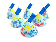 Blue Horse Zebra Pee PeeTeePee x 6 // Wee Wee // Baby Shower // Newborn Boy Gift