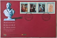 Ireland Stamps, First Day Cover, National Gallery of Ireland - 9/9/2003