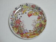 "Totoro Noritake 9"" bone china plate #4660-6/Totoro Ghibli Noritake"