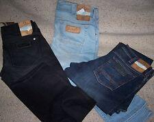 3 WRANGLER jeans Greensboro Nero/Blu/Chiaro Tg.W42/L34