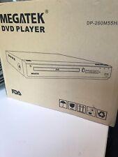 Megatek DVD Player for TV, HDMI Output Full HD 1080p Upscaling, USB Port, Multi