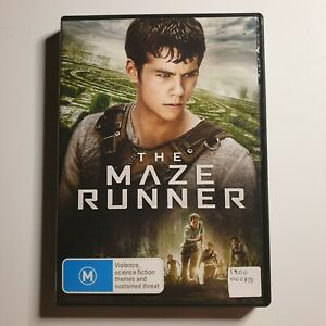 The Maze Runner | DVD | Sci-fi/Action | Dylan O'Brien, Thomas Brodie-Sangster