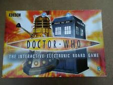 Doctor Who The Interactive Electronic Board Game Tardis Darleks 2 6 Players