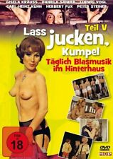 Lass jucken, Kumpel Teil 5 Täglich Blasmusik im Hinterhaus DVD NEU Erotikfilm