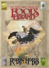 Fool's Errand: No. 1 (Tawny Man) By Robin Hobb