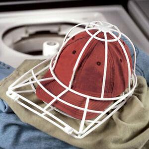 Cap Kappe Waschen Käfig Baseball Hat Waschmaschine Rahmen Trocknen Rennen NEU