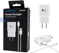 Samsung Adaptive Fast charging Wall charger USB adapter with USB-C/USB Cable