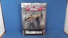 THE Walking Dead-DARYL & Merle Dixon-Action figure set-McFarlane
