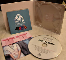 MORITZ KRAMER Die traurigen Hummer CD Neuwertig DIGIPAK Aktuelles ALBUM Kult POP