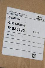 KROMSCHRÖDER 81935190 GASFILTER GFK 15R10-6 FILTER GAS NEU