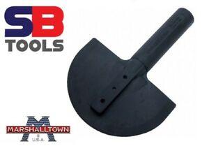 "Marshalltown Wipe Down Flexible Rubber Blade Plasterers Pro Corner  M30 1"" Pole"