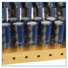 (10pcs) 1000uf 35v Electrolytic Capacitors 35v1000uf Panasonic FC 105°C