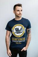 FriRex Herren T-Shirt Die große Schlittenfahrt