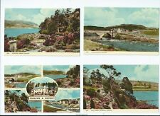 Postcard Poolewe Collection Inverewe Harvey Barton Achnasheen Londubh Inverness