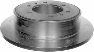 ACDelco ACDelco 18A1777 Professional Rear Drum In-Hat Disc Brake Rotor