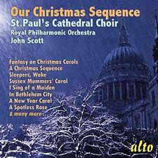The Choir Of St Paul - St. Paul's Cathedral Choir John Scott Rpo [New CD]