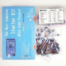 Mega 2560 Elegoo Ultimate Starter Kit Withtutorial And Digilent Analog Parts Kit