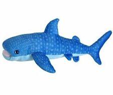 LIVING OCEAN MINI BLUE WHALE PLUSH SOFT TOY 30CM STUFFED ANIMAL WILD REPUBLIC
