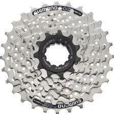 Shimano Casete Hg41 7 VELOCIDADES Hg41 11-28, bicicleta, Plata