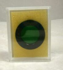 Green coloured filter for telescope eyepiece. 31.7mm.