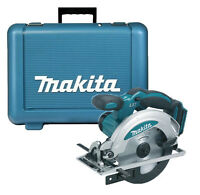 Makita DSS610 18v Circular Saw Body Only Lithium Ion CE plus CARRY CASE