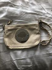 Beautiful Cream Mulberry Clutch Bag