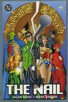 JLA The Nail #1-3 Complete Limited Series Elseworlds Alan Davis Prestige DC D