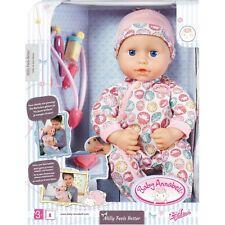 Baby Annabell Milly Feels Better Creativa Interattiva Bambola Neonato 43cm