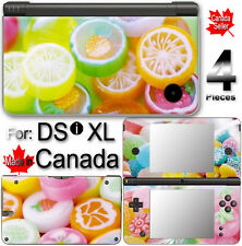 Sweet Candy SKIN COVER STICKER for Nintendo DSi XL LL