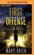 Help Innocent Prisoners Project: First Offense by Marti Green (2016, MP3 CD, Un…