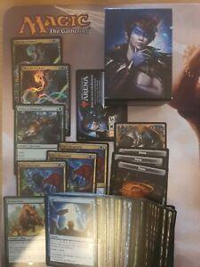 MTG Planeswalker Oko (ammended 60 card homebrew deck)
