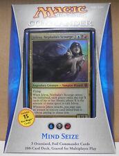 Magic 2013 Commander Mind Seize Deck + Bonus Item