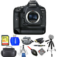 Canon EOS-1D X Mark II DSLR Camera (Body Only)! USA Model Pro Bundle Brand New!!