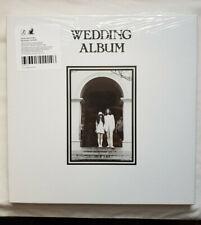 JOHN LENNON & YOKO ONO Wedding Album BOXSET CLEAR VINYL 300 ONLY