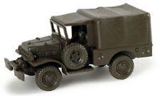 Roco Minitanks 225 x 1/87 LKW 4x4 WC 3/4-Ton US Army Truck w/Canvas Cover